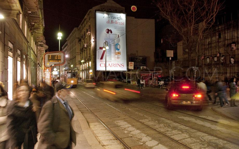 Report fotografici di campagne pubblicitarie - Photographs reports for advertising campaigns