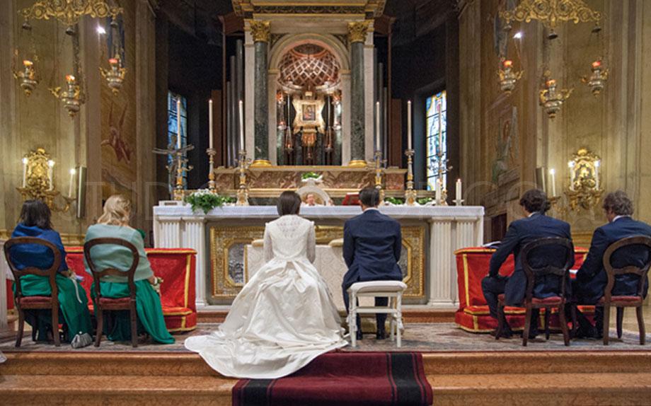 Fotografia di cerimonia, Milano. Foto copyright Giuseppe Macor
